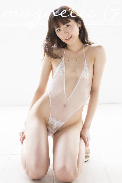 船岡咲『lavender』magnetic G デジタル写真集
