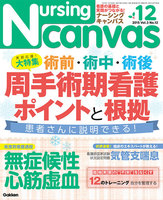 Nursing Canvas 2015年12月号
