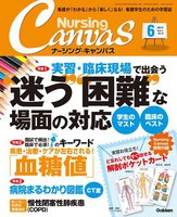 Nursing Canvas 2013年6月号