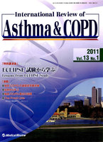 International Review of Asthma & COPD Vol.13No.1(2011.4)