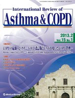 International Review of Asthma & COPD Vol.15No.1(2013)