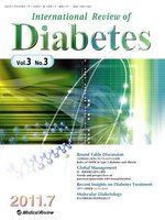 International Review of Diabetes Vol.3No.3(2011.7)