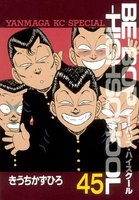 BE-BOP-HIGHSCHOOL 45巻 - 漫画