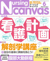 Nursing Canvas 2016年6月号