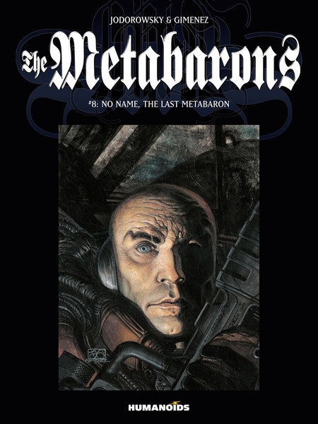 【英語版】The Metabarons 8巻 - 漫画