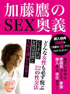 加藤鷹のSEX奥義 どんな女性も必ず悦ぶ22の性交法 電子書籍版