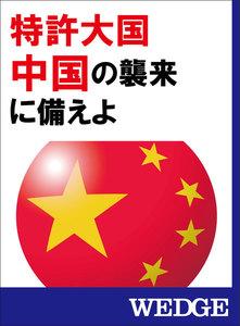 特許大国中国の襲来に備えよ 電子書籍版