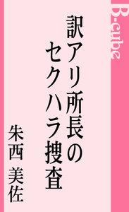 訳アリ所長のセクハラ捜査 電子書籍版