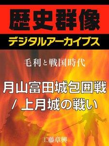 <毛利と戦国時代>月山富田城包囲戦/上月城の戦い