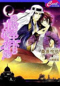 砂漠の王子と月夜の花嫁 電子書籍版
