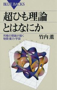 超ひも理論とはなにか : 究極の理論が描く物質・重力・宇宙