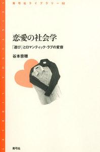 恋愛の社会学 「遊び」とロマンティック・ラブの変容