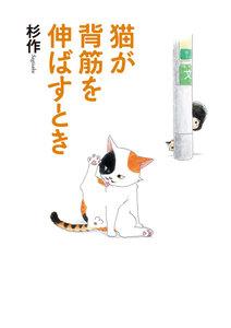 猫が背筋を伸ばすとき 電子書籍版