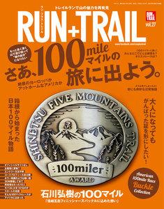 RUN + TRAIL Vol.27