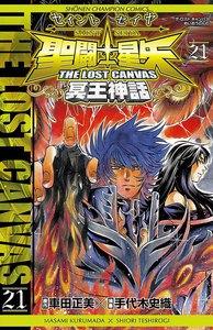 聖闘士星矢 THE LOST CANVAS 冥王神話 21巻