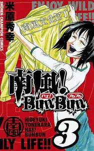 南風!BunBun 3巻
