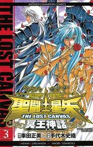 聖闘士星矢 THE LOST CANVAS 冥王神話 3巻