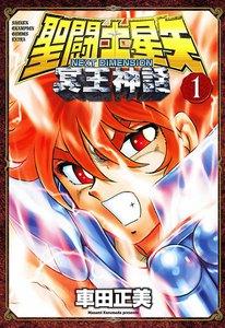 表紙『聖闘士星矢 NEXT DIMENSION 冥王神話』 - 漫画