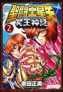 聖闘士星矢 NEXT DIMENSION 冥王神話 2巻