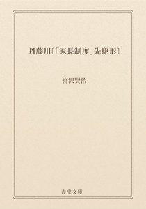 丹藤川〔「家長制度」先駆形〕