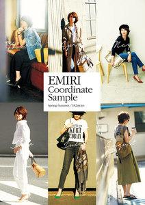EMIRI Coordinate Sample - Spring-Summer/182styles -