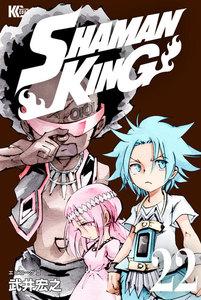 SHAMAN KING ~シャーマンキング~ KC完結版 22巻
