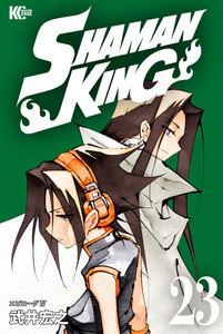 SHAMAN KING ~シャーマンキング~ KC完結版 23巻