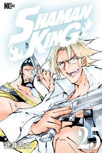 SHAMAN KING ~シャーマンキング~ KC完結版 25巻