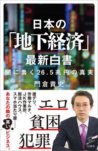 日本の「地下経済」最新白書 電子書籍版