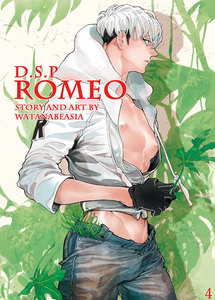 表紙『DragoStarPlayer ROMEO (4)』 - 漫画