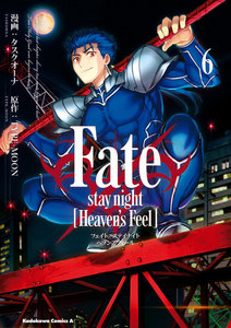 Fate/stay night [Heaven's Feel]6巻