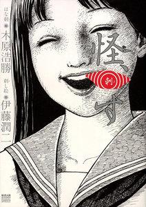 表紙『怪、刺す』 - 漫画