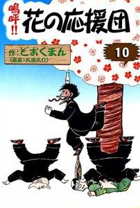 嗚呼!! 花の応援団 10巻