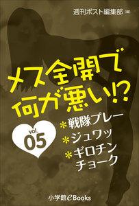 メス全開で何が悪い!?vol.5~戦隊プレー、ジュワッ、ギロチンチョーク~ 電子書籍版
