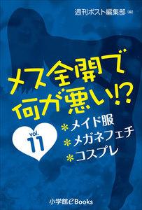 メス全開で何が悪い!?vol.11~メイド服、メガネフェチ、コスプレ~