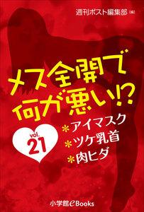 メス全開で何が悪い!? vol.21~アイマスク、ツケ乳首、肉ヒダ~ 電子書籍版