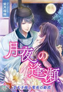 月夜の逢瀬~皇太子様と紫苑の姫君~