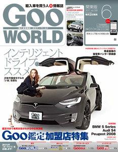 GooWORLD 2017年6月号 スペシャル版