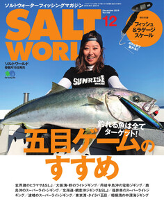 SALT WORLD 2019年12月号 Vol.139