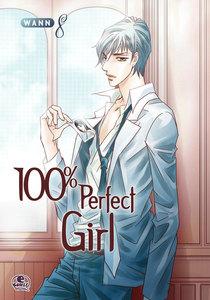 100% Perfect Girl 8巻