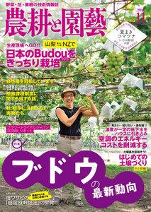 農耕と園芸 2018年11月号 電子書籍版