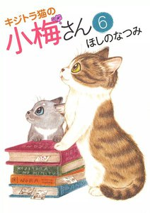キジトラ猫の小梅さん 6巻