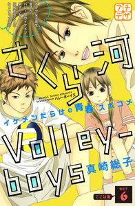 さくら河 Volley―boys プチデザ 6巻