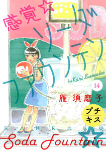 感覚・ソーダファウンテン プチキス 14巻