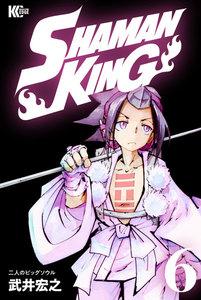 SHAMAN KING ~シャーマンキング~ KC完結版 6巻