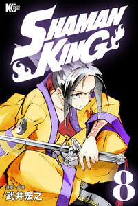 SHAMAN KING ~シャーマンキング~ KC完結版 8巻