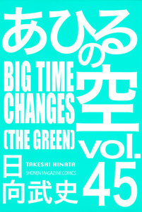 あひるの空 (45) BIGTIME CHANGES[THE GREEN]