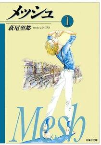 表紙『メッシュ(全3巻)』 - 漫画