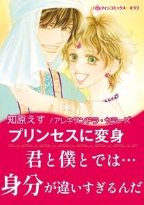 プリンセスに変身 【砂漠の王子たち】 電子書籍版
