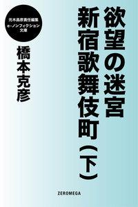 欲望の迷宮 新宿歌舞伎町 (下)